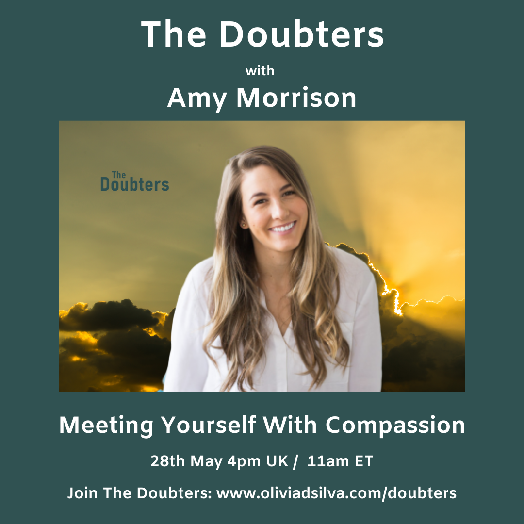 Episode 13: The Doubters with Amy Morrison