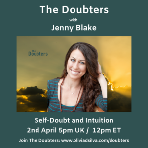 Episode 5: The Doubters with Jenny Blake