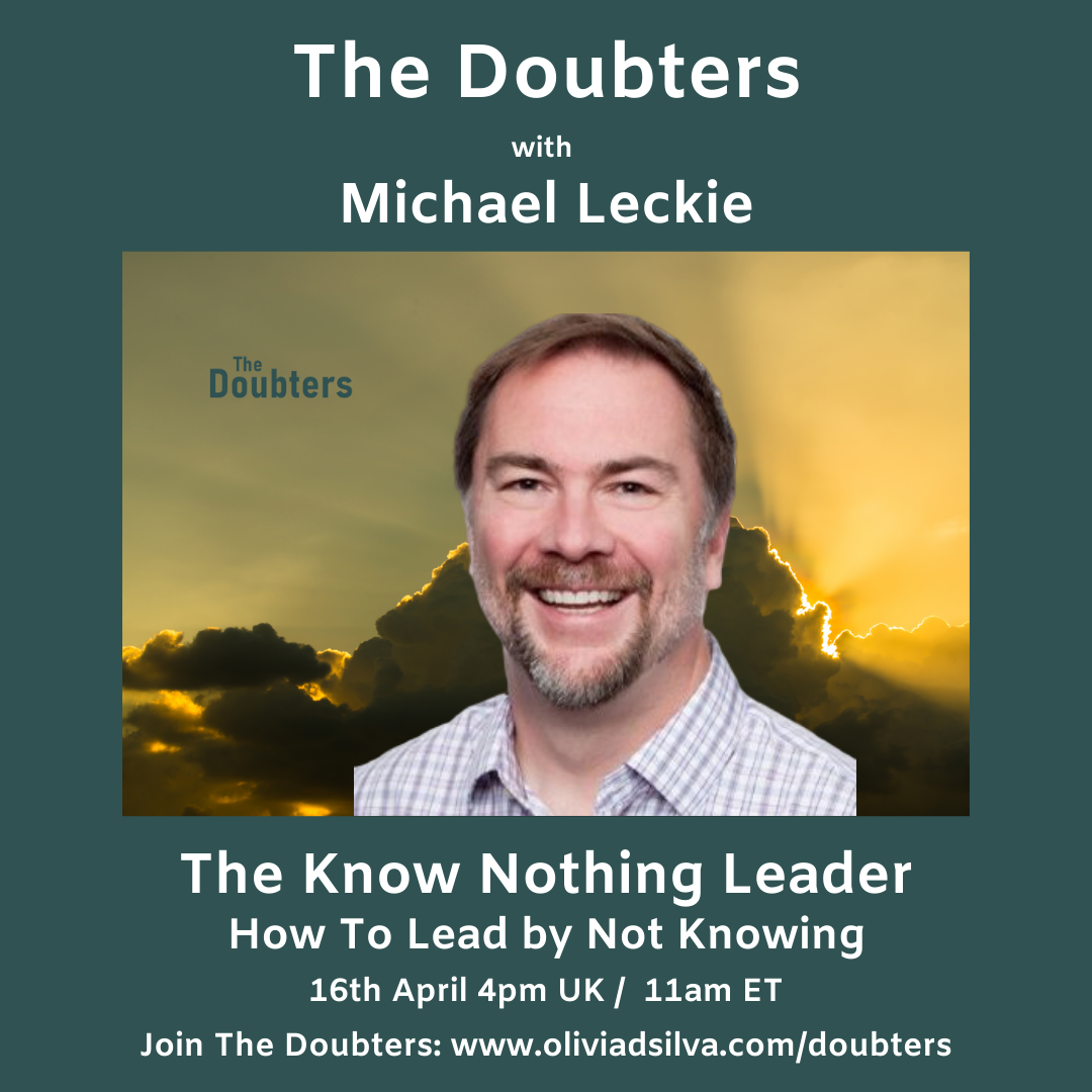 Episode 7: The Doubters with Michael Leckie