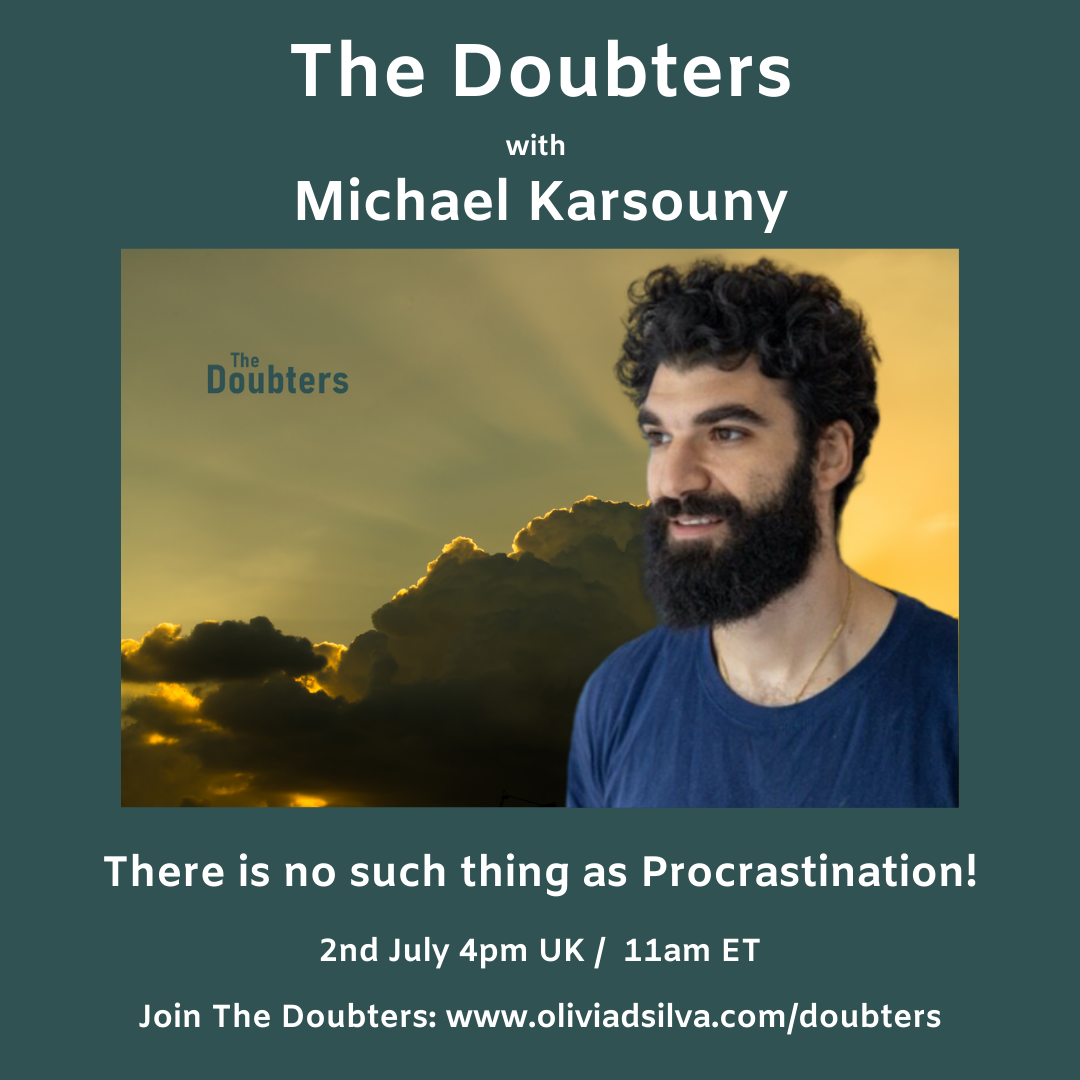 Episode 16: The Doubters with Michael Karsouny
