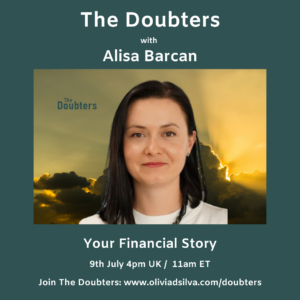 Episode 19: The Doubters with Alisa Barcan