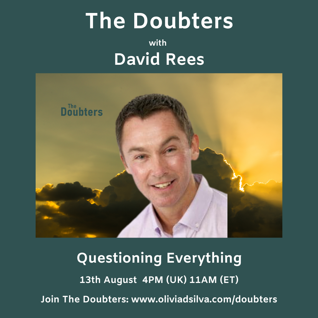 Episode 24: The Doubters with David Rees
