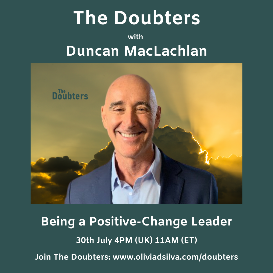 Episode 22: The Doubters with Duncan MacLachlan