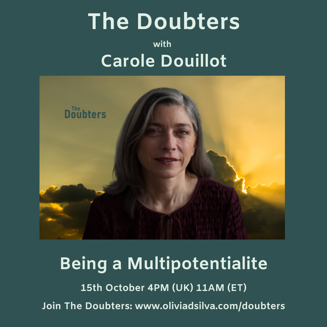 Episode 31: The Doubters with Carole Douillot