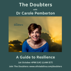Episode 29: The Doubters with Carole Pemberton