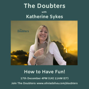 Episode 39: The Doubters with Katherine Sykes