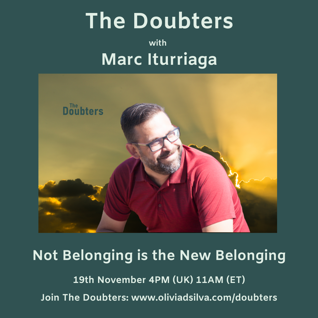 Episode 36: The Doubters with Marc Iturriaga