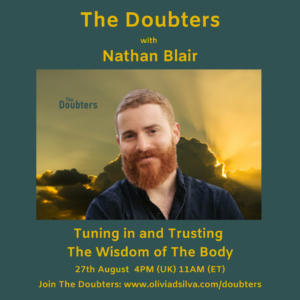 Episode 26: The Doubters with Nathan Blair